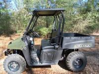 I have a 2012 polaris ranger 400 4x4 side x side. It