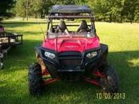 2012 Polaris 900 Ranger- - This Polaris Ranger is in