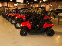 The RANGER RZR 170 is the world's only youth Side x