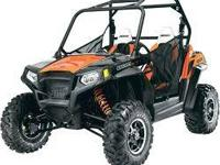 The 2012 RANGER RZR 800 is the ONLY trail-capable* Side