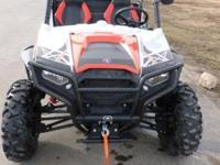 Description Make: Polaris Mileage: 280 miles Year: