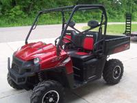 2012 Polaris Ranger XP 800 High Output, LE, EFI, 4x4,