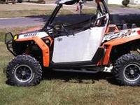 2012 Polaris Razor 900 Limited Edition low hours and