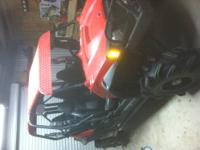 Selling 2012 Polaris rzr 4 seat 800cc. It has 118 hours