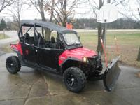 2012 Polaris RZR 4 800 Robbie Gordon Edition 800 EFI