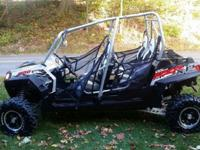 2012 Polaris Rzr XP 4 900 EPS LE, Very uncommon limited