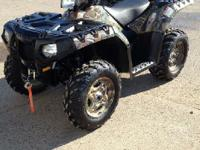 Make: Polaris Mileage: 1,200 Mi Year: 2012 Condition: