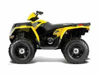Make: Polaris Year: 2012 Condition: New FRONT ANF REAR