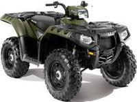 The Sportsman Touring 850 EPS Limited Edition is the