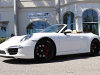 20 Carrera S Wheels***BOSE Audio Package***CD/DVD
