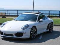 Immaculate Porsche 911S Low Miles Amazing Options Just