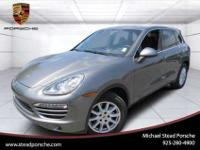 2012 Porsche Cayenne For Sale.Features:All Wheel Drive,