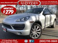 This Lovely Silver 2012 Porsche Cayenne S AWD Sport