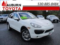 AWD, NAVIGATION, LEATHER! This great 2012 Porsche