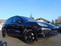 Options:  2012 Porsche Cayenne S Hybrid Awd 4Dr