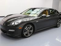 This awesome 2012 Porsche Panamera comes loaded with
