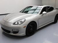 2012 Porsche Panamera with Premium Package,3.6L V6