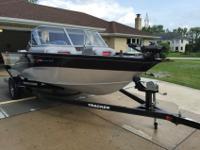 2012 PRO V175 Guide Combo Boat.-Boat and motor still