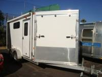 2012 ProLine 19ft. All Aluminum Cargo Trailer Featuring