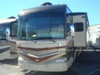 2012 Providence 42M BATH AND HALF FULL WALL SLIDE !! RV