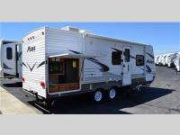 New 2012 Palomino Puma 22 KRB Travel Trailer