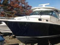 2012 Pursuit OS 345 2012 Pursuit 345 OS, Powered By