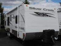 2012 R-Vision Silver Creek 26BH. Used Certified Used 26