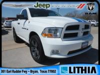 2012 RAM 1500 4x2 Regular Cab 120 in. WB ST ST Our