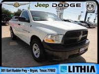 2012 RAM 1500 4x2 Regular Cab 140 in. WB ST ST Our