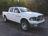 5.7L HEMI,4X4,Leather seats,Heated and A/C