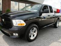 2012 Ram 1500 Crew Cab Pickup ST Our Location is: Len