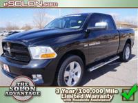 2012 Ram 1500 Crew Cab Pickup ST Our Location is: Dave