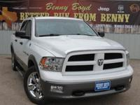 (512) 948-3430 ext.1691 This 2012RAM1500SLT HAs a Clear