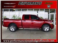Ram Certified, CARFAX 1-Owner, LOW MILES - 5,925!