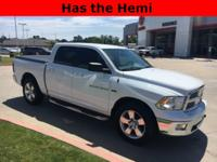 Bed Cover, 1500 SLT, 4D Crew Cab, HEMI 5.7L V8 Multi
