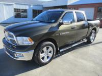 Exterior Color: sagebrush pearlcoat, Body: Crew Cab