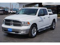 Exterior Color: bright white clear coat, Body: Quad Cab