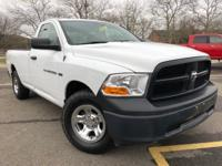 Value priced below the market average! This 2012 Ram