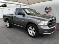 Exterior Color: mineral gray, Body: Regular Cab Pickup