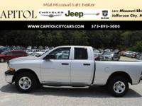 Check out this 2012 Ram 1500 . It has an Automatic