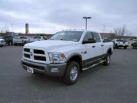 This durable 2012 RAM 2500 SLT/Outdoorsman, with its