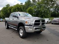 Only 34,118 Miles! This Ram 2500 delivers a Gas V8