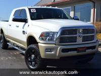 Reduced! Was 48995 Laramie Longhorn Megacab with Rear