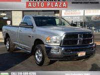 5.7L V8 Hemi!! Low Miles!! Come see this 2012 RAM 2500
