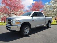 Odometer is 73690 miles below market average! 2012 Ram