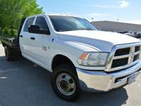 COMING SOON 2012 Dodge Ram 3500 4X4 FlatBed!!!! Power