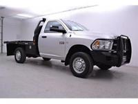 2012 RAM 3500 HD with a 6.7L 6 cyls Diesel . Silver