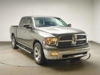 HEMI 5.7L V8! WELL-EQUIPPED! CREW CAB! Check out the