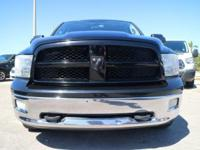 Options:  2012 Ram 1500 Big Horn|Black/Dark