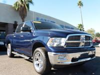 Options:  2012 Ram 1500 4X4 Crew Cab Big Horn